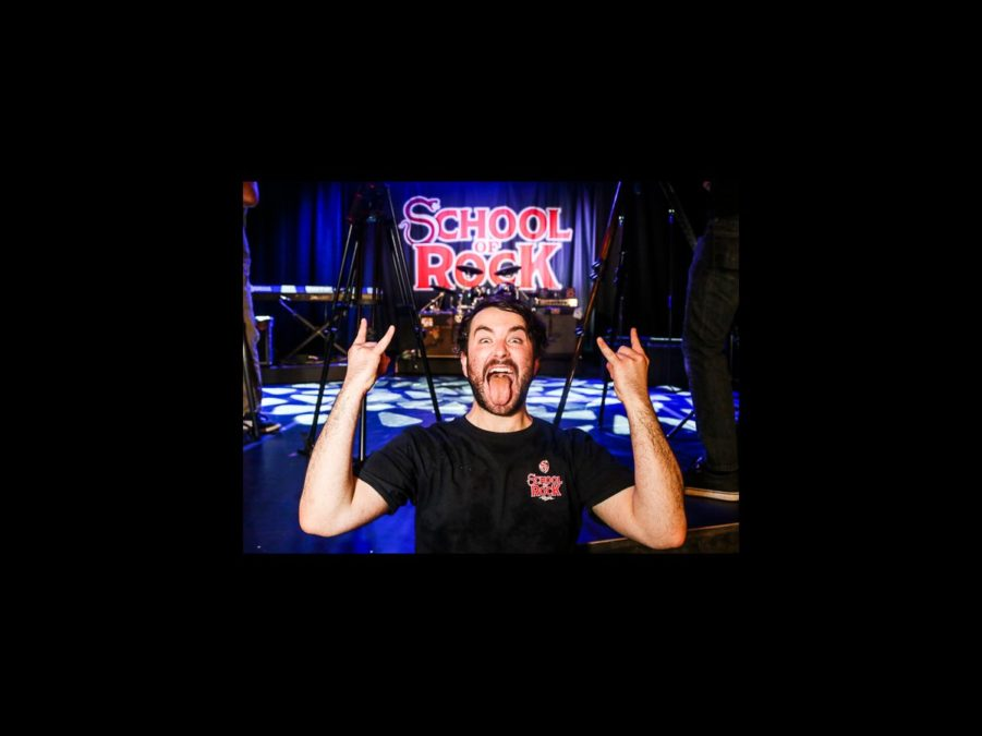 op - School of Rock - wide - 6/15 - Alex Brightman