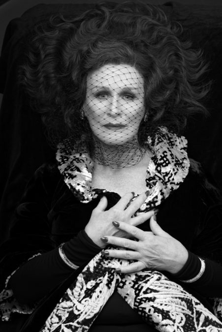 Glenn Close as Norma Desmond  - Nick Wall - 10/16