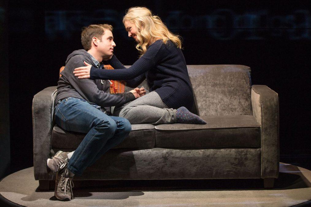 PS - Dear Evan Hansen - Ben Platt & Rachel Bay Jones - Second Stage - Matthew Murphy - 2016