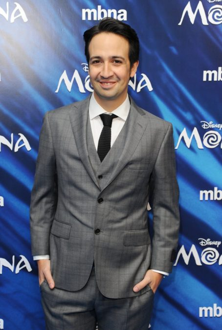 Lin-Manuel Miranda - 11/16 -  Eamonn M. McCormack/Getty Images