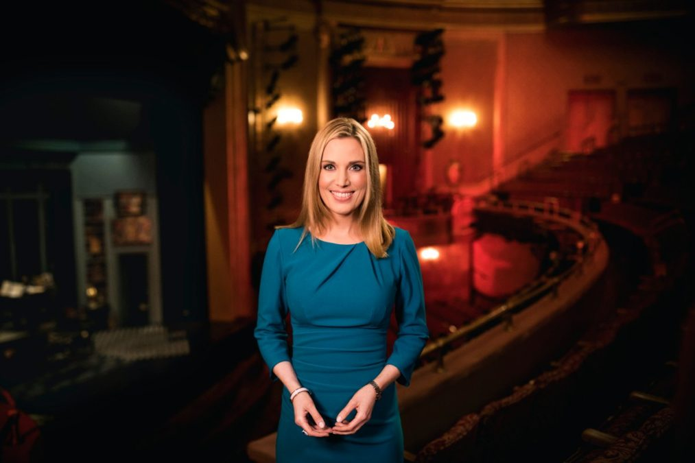 CBS Special - At the Tonys with Imogen Lloyd Webber - 6/17 - Caitlin McNaney