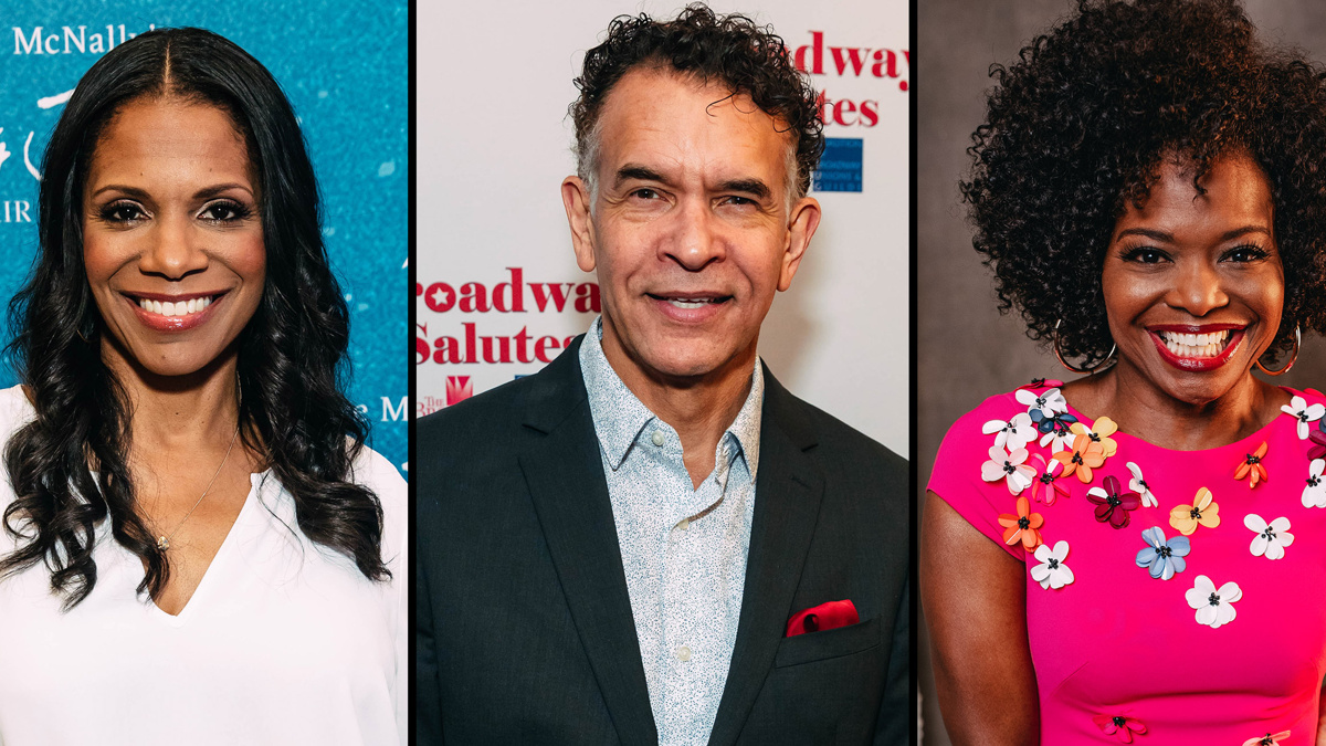 Black Theatre United - Audra McDonald - Brian Stokes Mitchell - LaChanze - Norm Lewis - 6/20