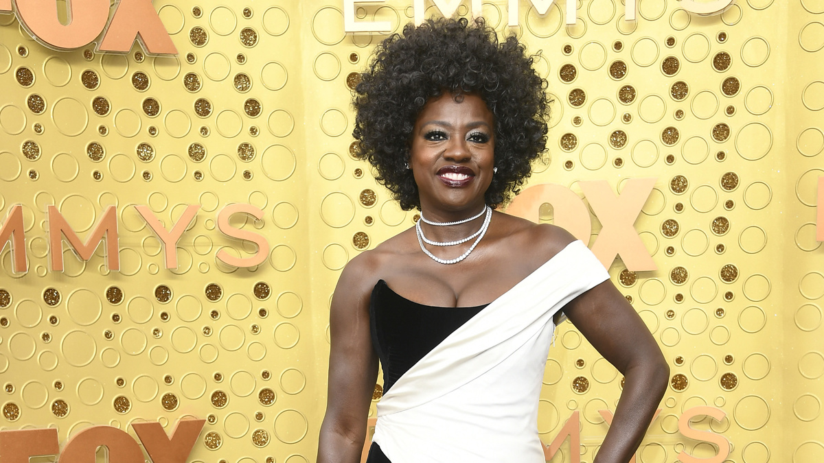 Viola Davis - 9/19 - Frazer Harrison/Getty Images