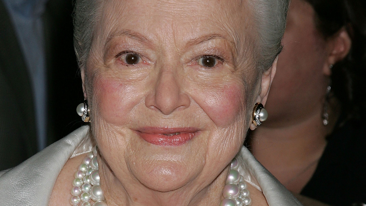 Oliva De Havilland in 2006 (David Livingston/Getty Images)