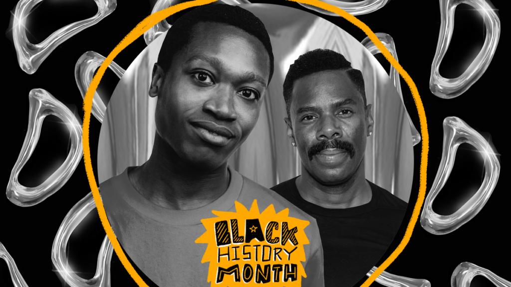 Black History Month - Ato Blankson-Wood - Colman Domingo