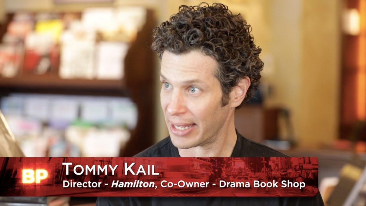 Broadway Profiles - Tommy Kail - WI - 6/21